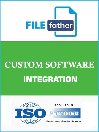 Custom Software Integration Minimum 40$ per integration Custom Amount Supported