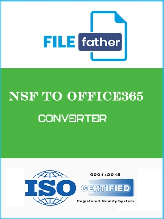 110USD File Father NSF to Office 365 Converter